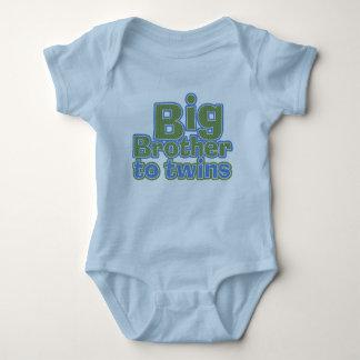 Big Bro - Twins Baby Bodysuit