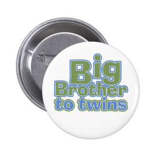 Big Bro - Twins Buttons