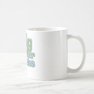 Big Bro - Twins Classic White Coffee Mug
