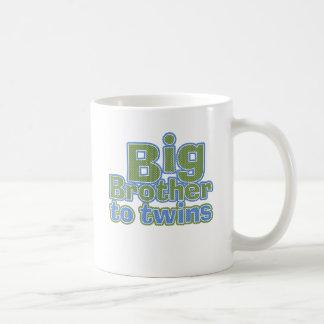 Big Bro - Twins Coffee Mugs