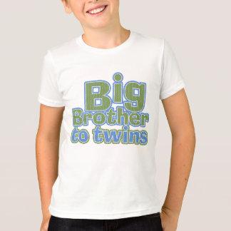 Big Bro - Twins T-Shirt