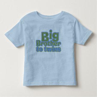 Big Bro - Twins Toddler T-shirt