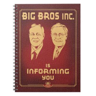Big Bros Journals