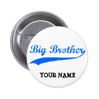 Big Brother 2 Inch Round Button