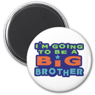 Big Brother 2 Inch Round Magnet
