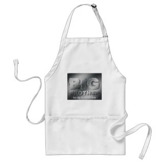 Big Brother Adult Apron