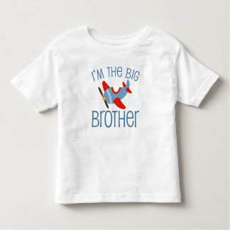 Big Brother Airplane Toddler T-shirt