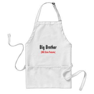 Big Brother (AKA Sister Protector) Adult Apron