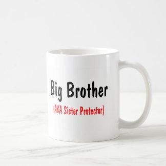 Big Brother (AKA Sister Protector) Classic White Coffee Mug