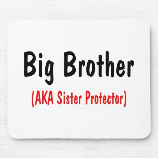 Big Brother (AKA Sister Protector) Mouse Mats