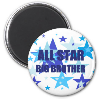 Big Brother All Star 2 Inch Round Magnet