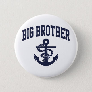 Big Brother Anchor Pinback Button