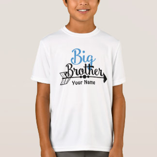 Big Brother Arrow Personalized T-Shirt