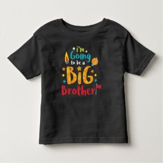 Big Brother Baby Announcement Shirt