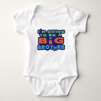 Big Brother Baby Bodysuit