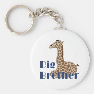 Big Brother Baby Giraffe Key Chain