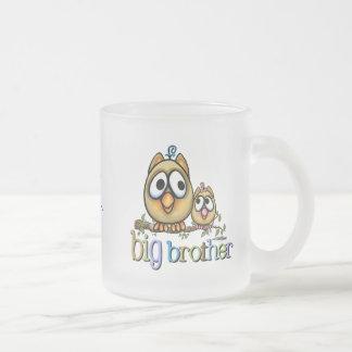 Big Brother - Baby Sis Owls Mugs
