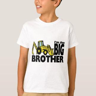 Big Brother Backhoe T-Shirt
