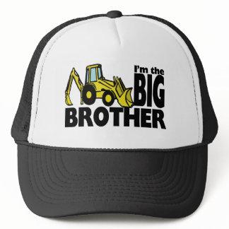 Big Brother Backhoe Trucker Hat