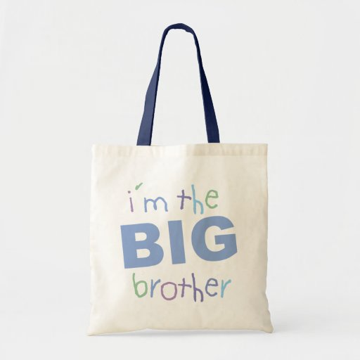 Big Brother Tote Bags