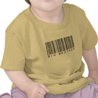 Big Brother Barcode 2 T-shirts