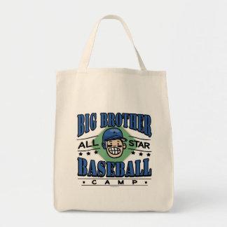 Big Brother Baseball Blue Helmet Bags
