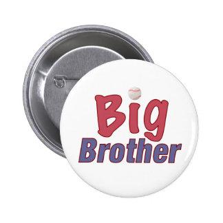 Big Brother (baseball) Pinback Button