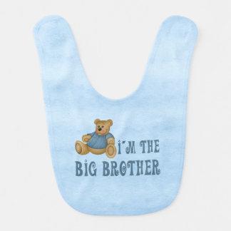 Big Brother Bear Bib