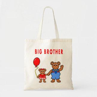 Big Brother Bear Little Sister Bear Tote Bag