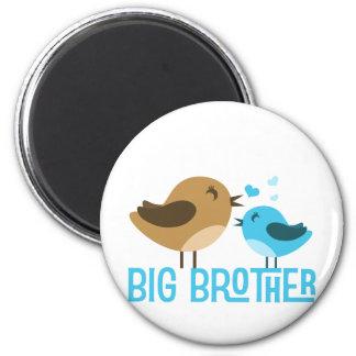 Big Brother Birdie 2 Inch Round Magnet