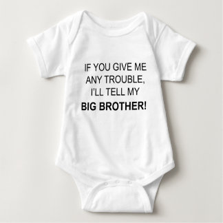 Big Brother. Bodysuit