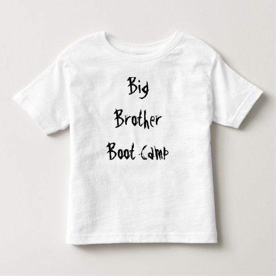 Big Brother Boot Camp Toddler T-shirt