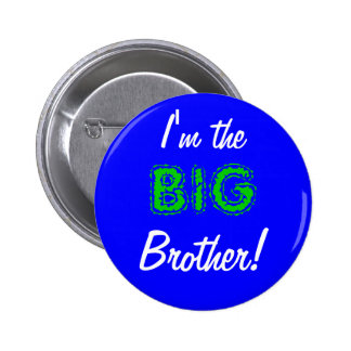 Big brother button/pin