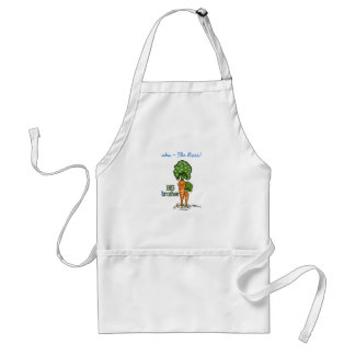 Big Brother - Carrot Adult Apron