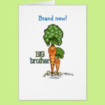 Big Brother - Carrot Card