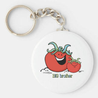 Big Brother - Chief tomato Keychains