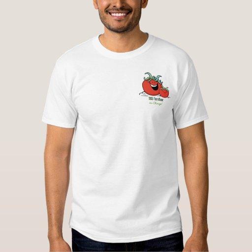 Big Brother - Chief tomato T-Shirt