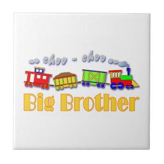 Big Brother Choo Choo Train Tile