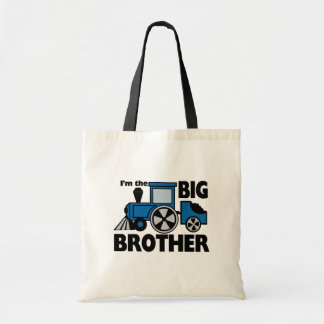 Big Brother Choo Choo Train Tote Bag