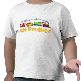 Big Brother Choo Choo Train Tshirt