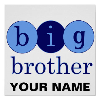 Big Brother - Circles Poster
