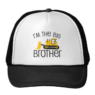 Big Brother Construction Front Loader Trucker Hat