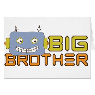 Big Brother Cool Robot Cards