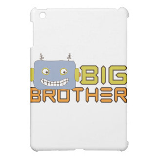 Big Brother Cool Robot Case For The iPad Mini
