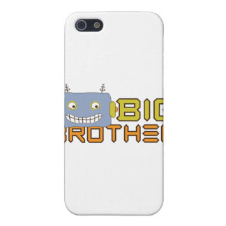 Big Brother Cool Robot Cases For iPhone 5