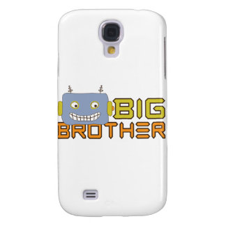 Big Brother Cool Robot Samsung Galaxy S4 Case