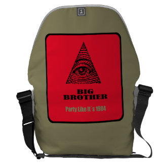 big brother courier bag