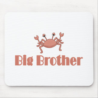 Big Brother Crab Mouse Pad
