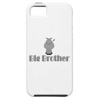 Big Brother Cute Hippo iPhone 5 Cases