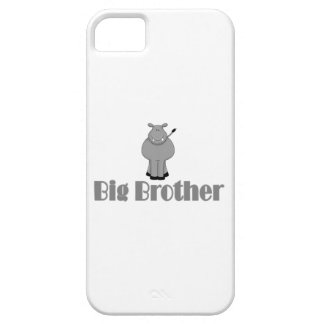 Big Brother Cute Hippo iPhone 5 Cover